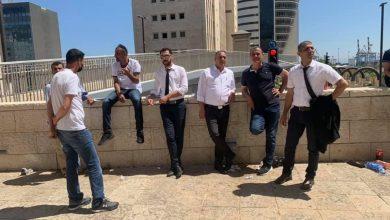 Photo of كفرقرع : محامون  من كفرقرع ووادي عارة  تقف في المحكمة دفاعاً عن المعتقلين