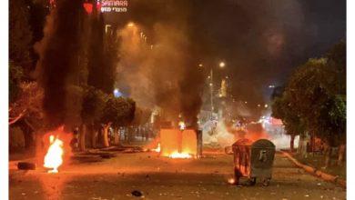 Photo of اعتقال 151 متظاهرًا بعد المواجهات والاشتباكات مع قوات الشرطة في البلدات العربية