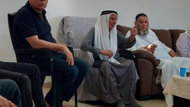 Photo of اللد  عقد راية الصلح بين عائلات ، ابو سرحان وصرصور وسعادة