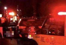 Photo of مصرع شخصين في حادث طرق مروّع على شارع 443 قرب القدس