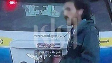 Photo of جريمة هزت الكويت .. شاب سوري يقتل امه ذبحاً ويقتل شرطي مرور