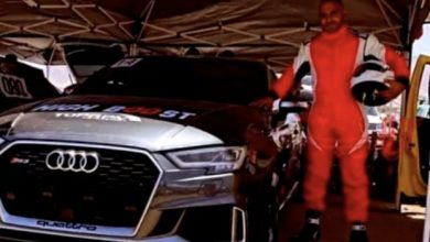 Photo of الشاب عبدلله عطية من الناصرة يحقق رقمًا قياسيًا في بطولة سباق السيارات في ايلات