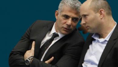 Photo of يائير لابيد يبلغ رئيس الدولة ريفلين: نجحت بتشكيل الحكومة