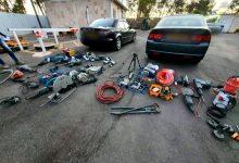Photo of اعتقال 3 شبان من رهط بسرقة معدات تقدر بـ 200 الف شيكل من منطقة المركز