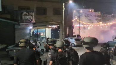 Photo of مصدر في الشرطة: 'غالبية المتورطين بالاجرام بالمجتمع العربي عملاء للشاباك'، عودة يطالب بتحقيق
