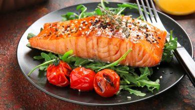 """Photo of تناولوا سمك السلمون.. 10 فوائد غذائية """"غير مسبوقة"""""""