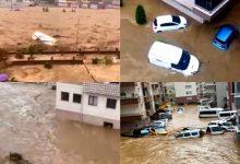 Photo of فيضانات كبيرة في شمال شرق تركيا تتسبب بخسائر جسيمة