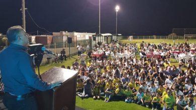 Photo of #كفرقرع : اختتام فعاليات مخيم الحوارنة الصيفي كفرقرع 2021 بحفل بهيج