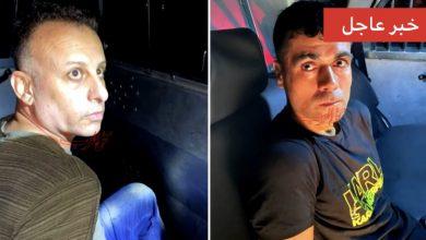 Photo of بعد مطاردة دامت خمسة أيام| القبض على اثنين من الأسرى الفارين بمنطقة الناصرة