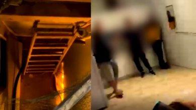 Photo of الكشف عن نفق بطول 120 منرًا استخدم لترويج المخدرات| اعتقال 3 مشتبهين أحدهم من شقيب السلام