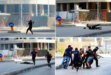 Photo of حداد في لبنان بعد أحداث الإشتباك الدموي بالعاصمة بيروت